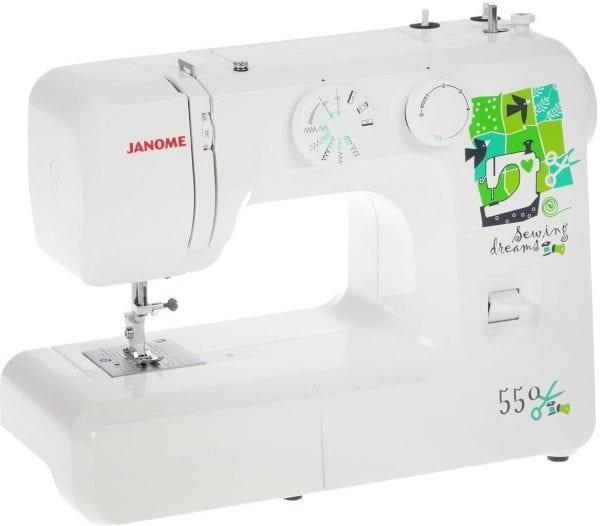 מכונת תפירה ינומה Juno 550