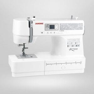 מכונת תפירה ממוחשבת ינומה PQ300 עם 30 סוגי תפרים, דגם 2020, עם מסך