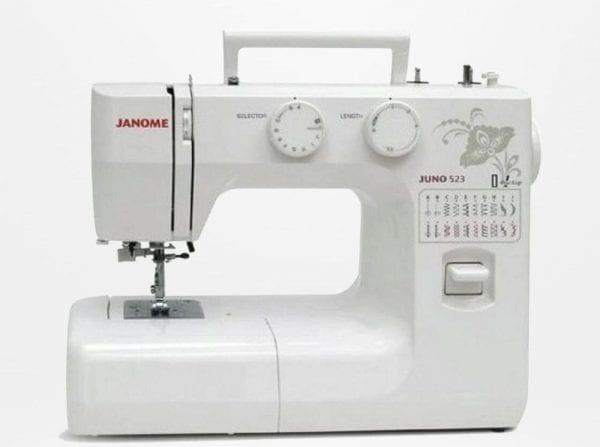 מכונת תפירה ינומה Juno 523