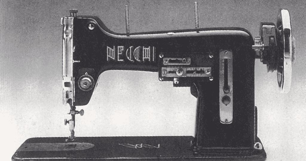 מכונת תפירה necchi BD