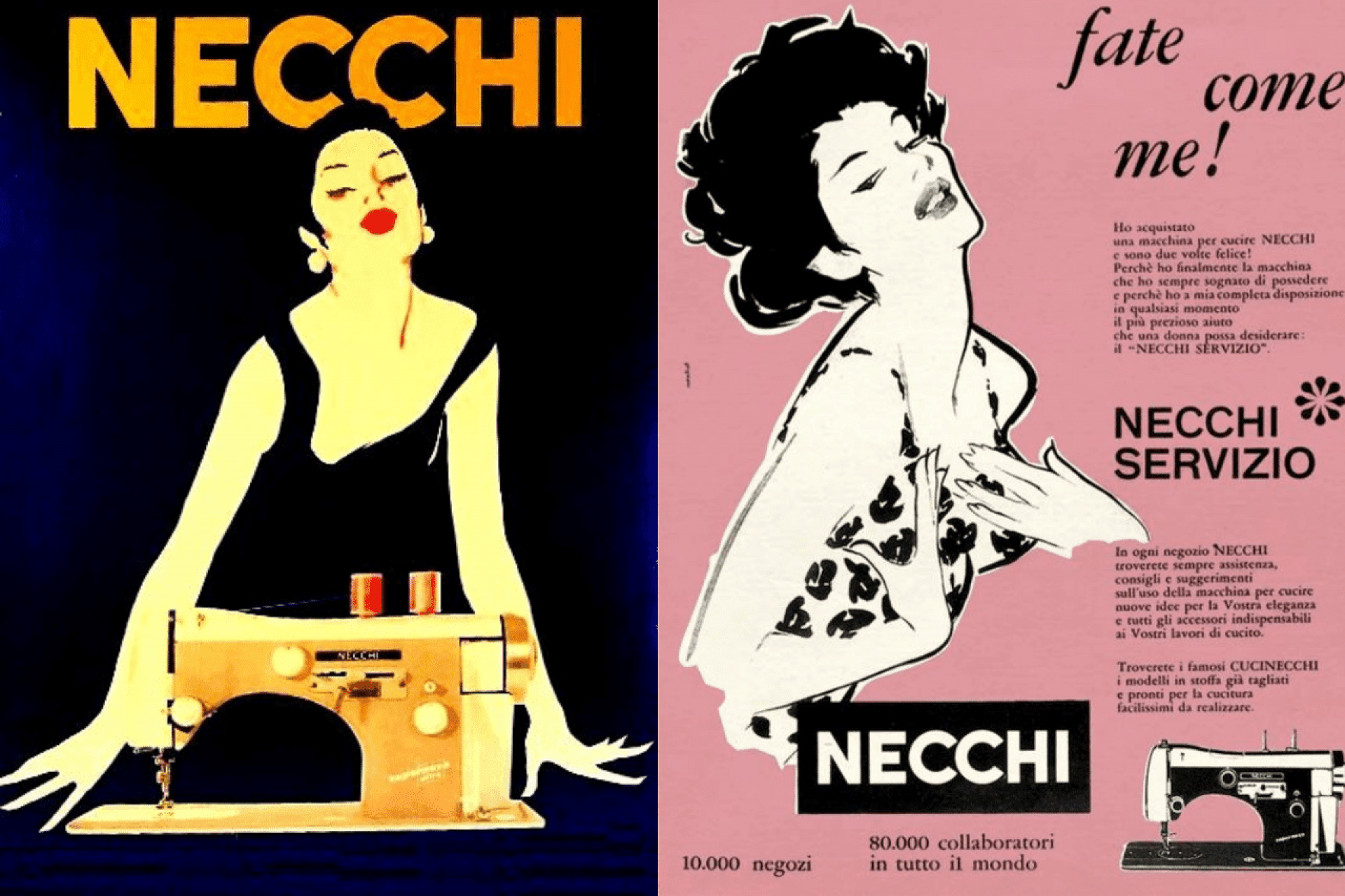 ההיסטוריה של חברת מכונות התפירה נצ'י