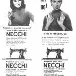 מכונת תפירה נצ'י