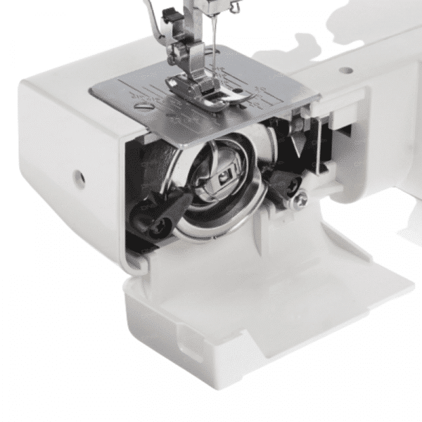 מכונת תפירה ינומה 1915 עם 18 סוגי תפרים,60 ואט דגם אידיאלי למתחילים ומתקדמים - קומפקטית ונוחה לשימוש.