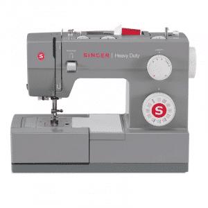 מכונת תפירה זינגר 4432 Heavy Duty חצי תעשייתית עם 32 סוגי תפרים