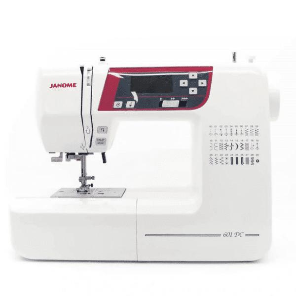 מכונת תפירה ממוחשבת ינומה DC601