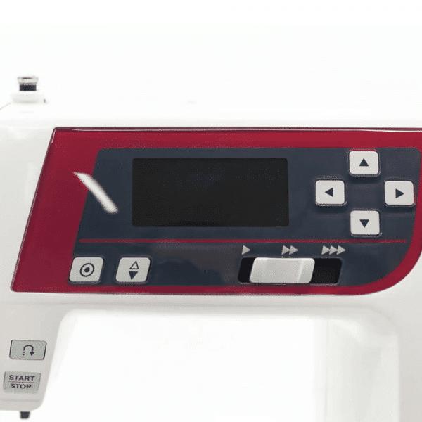 מכונת תפירה ממוחשבת ינומה DC601 LCD