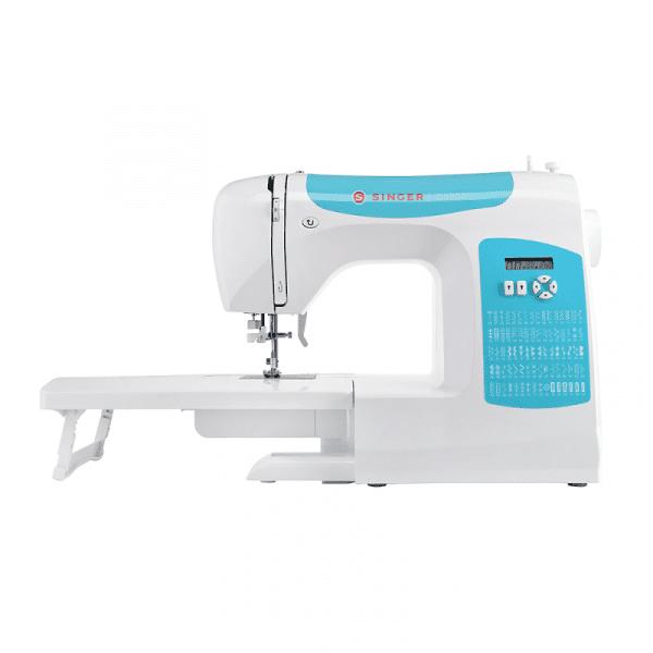 מכונת תפירה ממוחשבת זינגר C5205-TQ