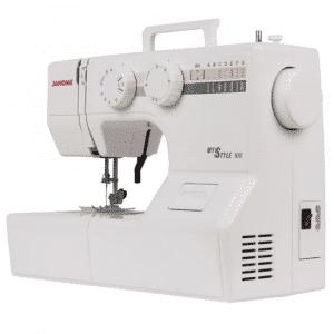 מכונת תפירה ינומה  JANOME MyStyle 100 עם 15 סוגי תפרים