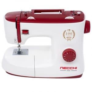 מכונת תפירה נצ'י עם 22 סוגי תפרים Necchi 2422