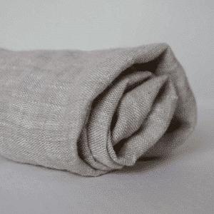 בד פשתן רחב למצעים וילונות מחיר לפי 1 מטר