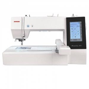 מכונת רקמה ינומה JANOME MEMORY CRAFT 500E