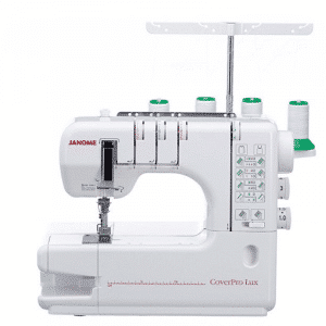 מכונת אפרט Janome CoverPro LUX