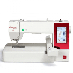 מכונת רקמה אלנא Elna eXpressive 830L, 220 וולט