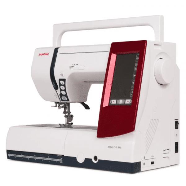 מכונת רקמה Janome 9900