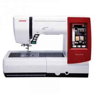 מכונת רקמה ינומה JANOME MEMORY CRAFT 9900, 220 וולט